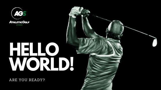 Hello Golf World!