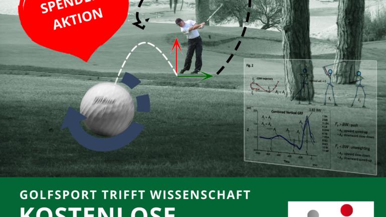 Golfsport trifft Wissenschaft – kostenlose Drive-Analyse